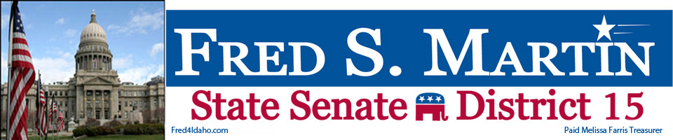 Fred S. Martin for Senate